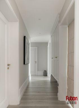 110平米三室两厅法式风格走廊图