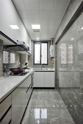 80平米北欧风格厨房图片