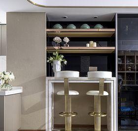 100平米三室两厅混搭风格餐厅效果图