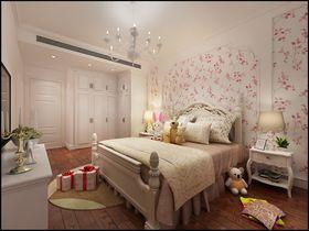 100平米三欧式风格卧室图