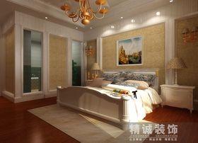 富裕型70平米复式欧式风格卧室装修图片大全
