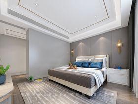 140平米四室兩廳其他風格臥室圖片