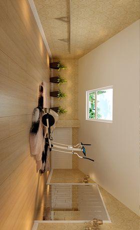 130平米三现代简约风格健身室效果图