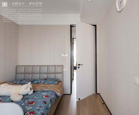 140平米三室兩廳現代簡約風格兒童房裝修案例
