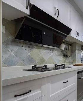 80平米三美式风格厨房图片