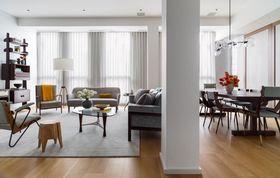 120平米四室两厅北欧风格客厅图