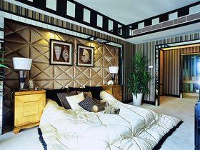 10-15万120平米三室两厅混搭风格卧室图片大全