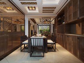 20万以上130平米四室两厅中式风格书房图片大全