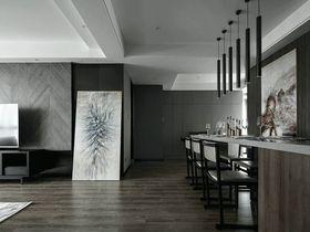 豪华型140平米三室两厅现代简约风格走廊装修案例