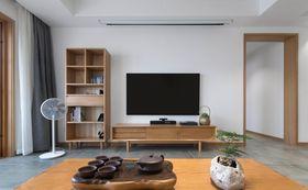 140平米四日式风格客厅欣赏图