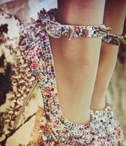 精美绝伦婚鞋 想穿就穿
