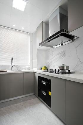 80平米現代簡約風格廚房裝修案例