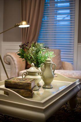 90平米三室两厅美式风格书房欣赏图
