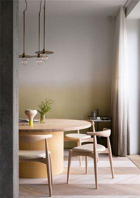 140平米三室一厅东南亚风格餐厅欣赏图