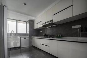 140平米復式現代簡約風格廚房圖片大全