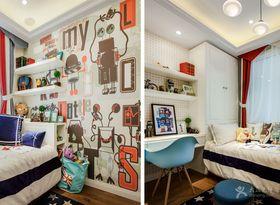 经济型80平米现代简约风格儿童房效果图