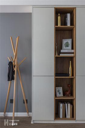 100平米三室两厅北欧风格玄关图片