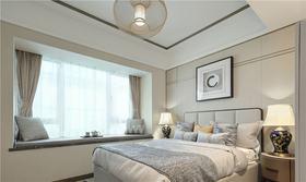 70平米現代簡約風格臥室圖片