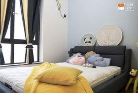130平米三现代简约风格儿童房设计图