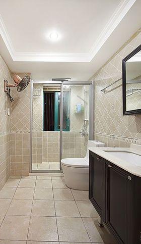 15-20万130平米三室两厅中式风格卫生间装修图片大全