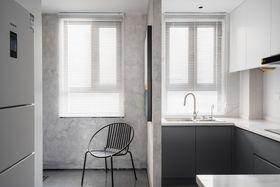 100平米现代简约风格厨房图片大全