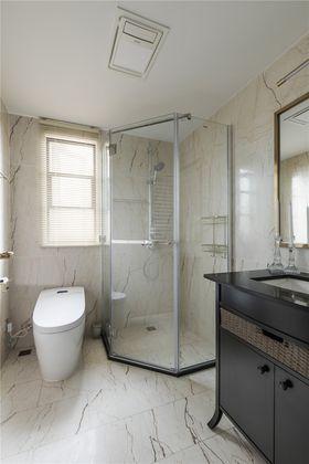 80平米三室一厅北欧风格卫生间装修图片大全