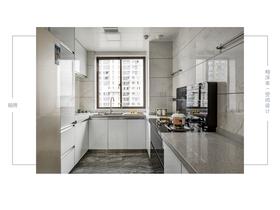 140平米四室两厅现代简约风格其他区域图片