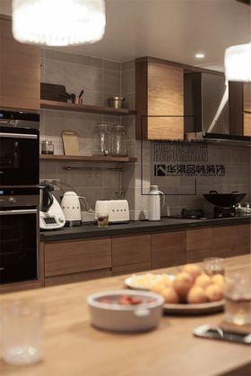 20万以上140平米别墅北欧风格厨房图片