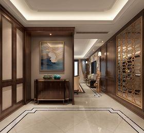 140平米复式新古典风格玄关效果图