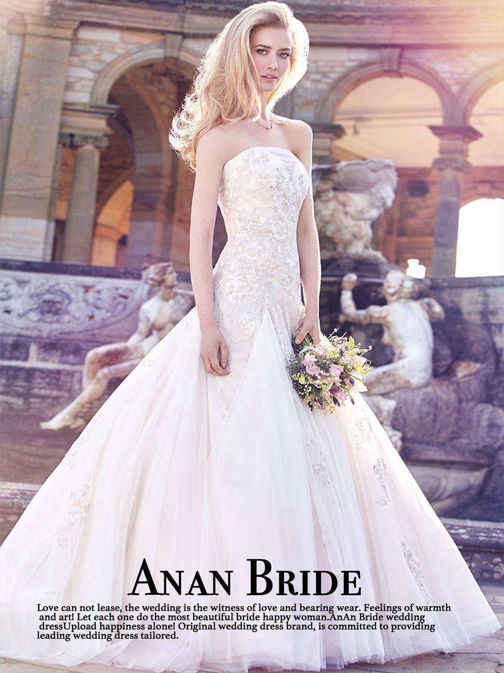 想知道《欢乐颂》中主角最适合什么婚纱吗?