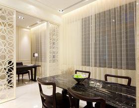 5-10万100平米现代简约风格餐厅效果图