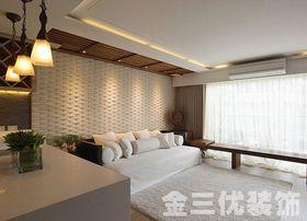 15-20万140平米复式现代简约风格卧室欣赏图