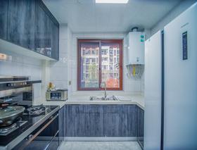 現代簡約風格廚房圖片