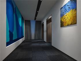 140平米混搭风格走廊装修案例