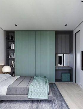 50平米公寓现代简约风格卧室装修案例