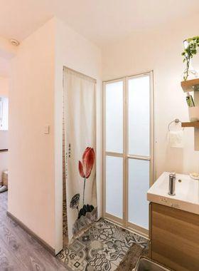 40平米小户型中式风格走廊装修案例