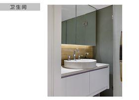 80平米其他风格卫生间设计图