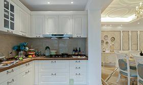 110平米法式风格厨房图片