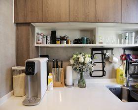 40平米小戶型現代簡約風格廚房設計圖
