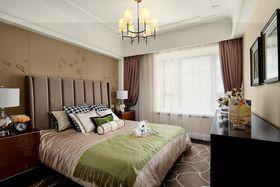 30平米以下超小户型美式风格卧室图