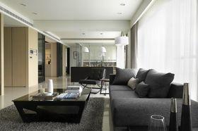 70平米新古典风格客厅装修图片大全