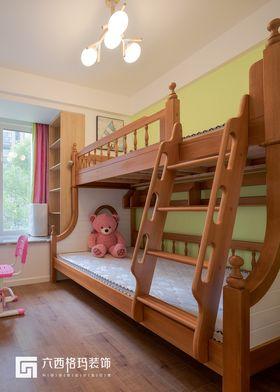 120平米三室两厅混搭风格儿童房设计图