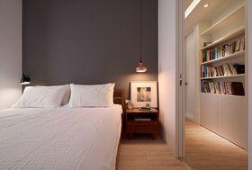 130平米三室一厅欧式风格卧室欣赏图