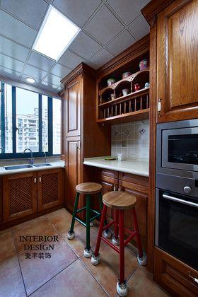 3万以下140平米四室两厅美式风格厨房设计图