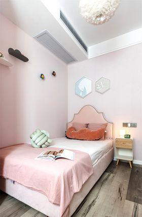 90平米三室一厅北欧风格卧室效果图