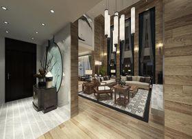 140平米三室两厅中式风格其他区域图