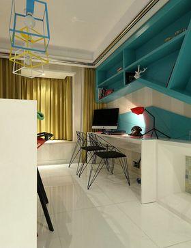 130平米四室两厅混搭风格其他区域欣赏图