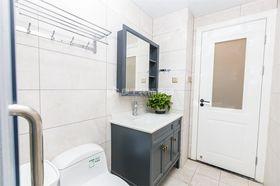 120平米四室两厅美式风格卫生间设计图