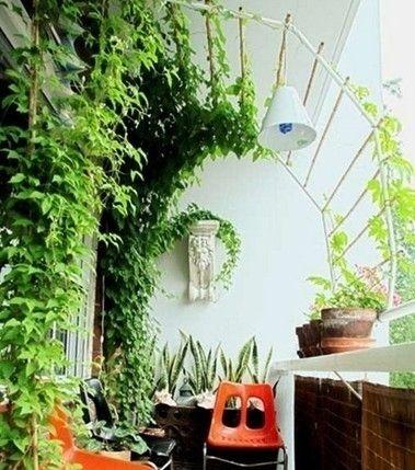 阳台设计图打造靴子图纸花园的阳台纸图片