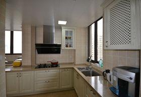 140平米四欧式风格厨房欣赏图
